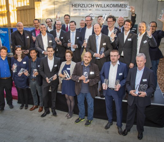 Die Preisträger 2015 der Leserwahl des Auerbach Verlags