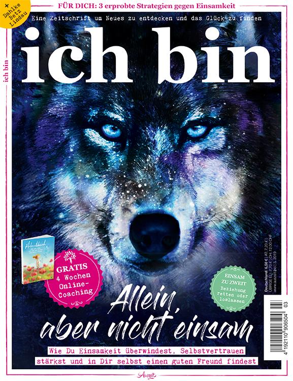 ICH BIN - Allein, aber nicht einsam - Auerbach Verlag und